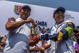 Obor Asian Games 2018 di Semarang