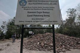Candi Pematang Saung Batanghari butuh penanganan