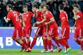 Singkirkan Spanyol, Rusia ke perempatfinal