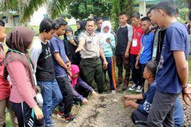 Pelajar Jambi peroleh pelatihan pertanian hulu-hilir