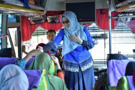 Kota Jambi kirim 70 penjahit ikuti diklat ke Padang