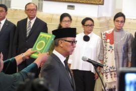 Agus Gumiwang menjadi Menteri Sosial