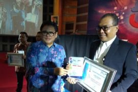 Antara raih Anugerah Jurnalistik BPPT 2018