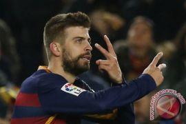 Pique tidak mau kembali ke timnas Spanyol