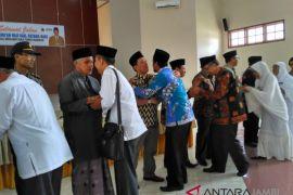 Syahirsah lepas jamaah calon haji Batanghari