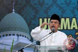 Wapres ingatkan masjid bukan untuk kampanye politik