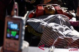 Satgas kesehatan TNI diberangkatkan ke Lombok