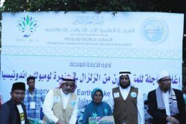 Lembaga Saudi sampaikan bantuan korban gempa Lombok