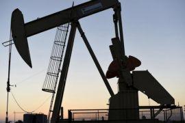 Harga minyak turun dua dolar, karena stok melonjak