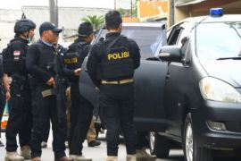 Pemilik toko optik di Tegal ditangkap Densus 88