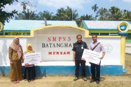 Pertamina Sumbagsel berikan bantuan Taman Baca di Jambi