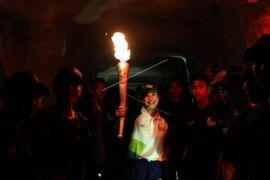 Inilah perjalanan Obor Asian Games di Jambi