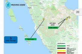 Tiga lokasi ujian CAT penerimaan CPNS 2018 di Provinsi Jambi