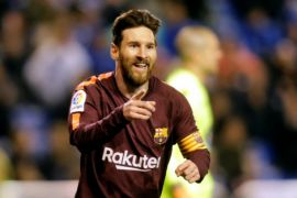 Messi: Real lebih lemah tanpa Ronaldo
