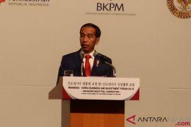 Presiden Jokowi: Korsel investor ke-3 terbesar di Indonesia