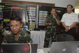 Command Center pertemuan IMF-WB