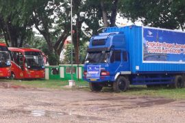 Angkutan bagasi berperan sukseskan pelayanan jamaah haji