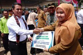 Bupati Muarojambi apresiasi dukungan Menteri Pertanian