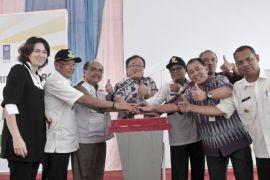 Menteri PPN/Kepala Bappenas resmikan PLTMH Lubuk Bangkar Sarolangun