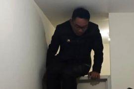 Ridwan Kamil beberkan pengalaman terjebak di toilet