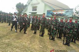 1.650 personil TNI Jambi amankan Pemilu 2019