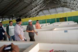 Relokasi pedagang pasar Angsoduo dijadwalkan akhir Oktober