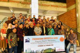 Mahasiswa MM Unja kunjungi Universitas Kebangsaan Malaysia