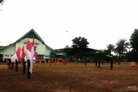 TNI-pelajar kolaborasi persembahkan tarian kolosal