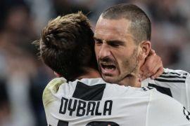 Hasil dan klasemen Grup H, Juventus gusur Manchester United dari puncak