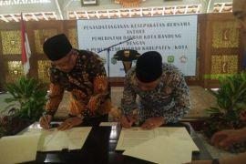 Sarolangun bangun kerja sama dengan Pemkot Bandung