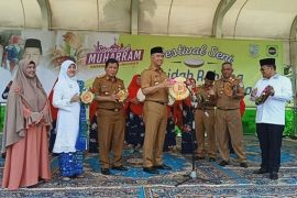 Kota Jambi gelar festival qasidah rebana