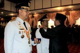 Duet Fasha-Maulana resmi nakhodai Kota Jambi