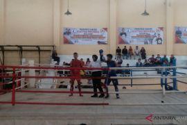 Cabor Muay-Thai perebutkan 16 medali emas Porprov Jambi