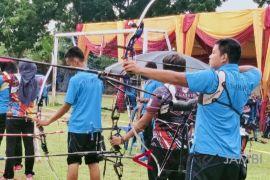 Kota Jambi juara umum Panahan Porprov 2018