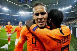 Belanda ke putaran final Nations League