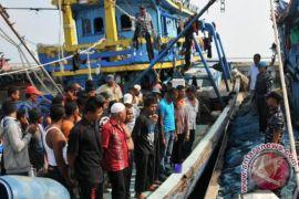 Belasan nelayan Aceh ditangkap Myanmar