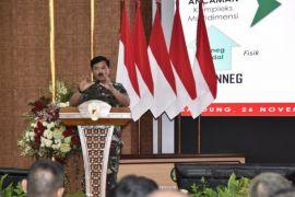 Panglima TNI: Teritorial miliki peran penting penguatan pertahanan