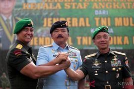 Panglima TNI ingatkan prajurit TNI-AD pegang teguh netralitas