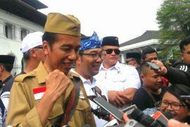Presiden Jokowi Ingatkan pemuda agar terus semangat maknai Hari Pahlawan