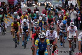 81 pebalap hadapi etape terberat Tour de Singkarak 2018