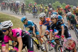 Etape II Tour de Singkarak lintasi rute terpanjang