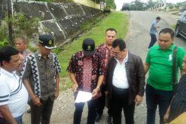 Hakim tipikor Jambi cek lokasi perumahan PNS Sarolangun