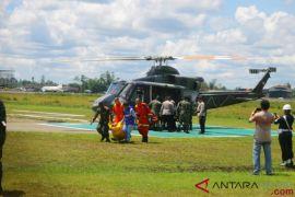 Kehadiran TNI-Polri masih ditolak sebagian warga Nduga