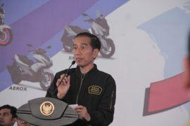 Presiden Jokowi perintahkan Panglima TNI-Kapolri cek penembakan Nduga