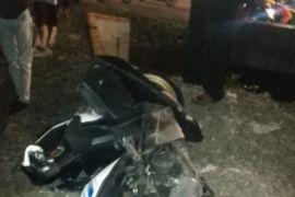 Anggota TNI tewas tertabrak KRL