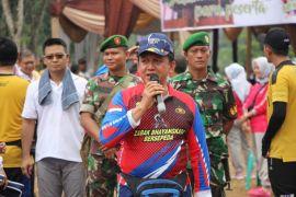 Kapolda Jambi gelar Family Gathering di Batanghari