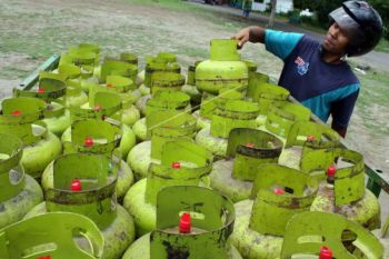 Pasokan LPG 3 kilo  Merangin telah ditambah 216 persen