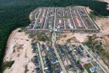 Kompleks perumahan baru di Jambi