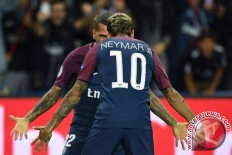 PSG Hantam Rennes 4-1, Neymar Sumbang  Dua Gol