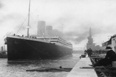China bangun replika Titanic senilai Rp2,1 triliun